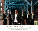 wedding_groom_groomsmen_urban_downtown_cleveland_city