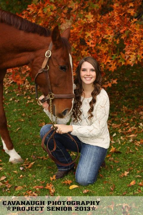 POTD_01-15-13_senior_girl_horse_farm_fall_class_of_2013