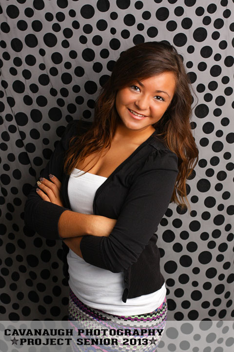 Senior Girl Studio Class of 2013